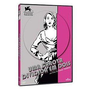 DVD - UMA GAROTA DIVIDIDA EM DOIS - Imovision