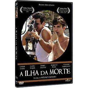 DVD - A ILHA DA MORTE - Imovision