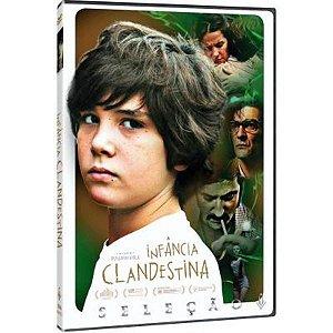 DVD - INFANCIA CLANDESTINA - Imovision