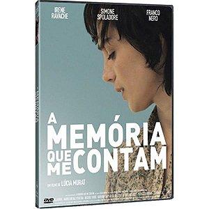 DVD - A MEMORIA QUE ME CONTAM - Imovision