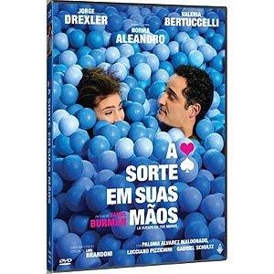 DVD - A SORTE EM SUAS MAOS - Imovision