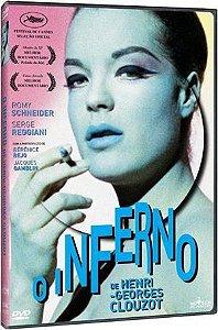 DVD - O INFERNO DE HENRI-GEORGES CLOUZOT - Imovision