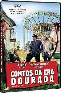 DVD - CONTOS DA ERA DOURADA - Imovision