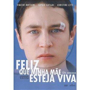 DVD - FELIZ QUE MINHA MAE ESTEJA VIVA - Imovision
