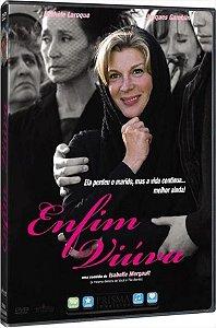 DVD - ENFIM VIUVA - Imovision
