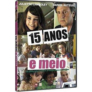 DVD - 15 ANOS E MEIO - Imovision
