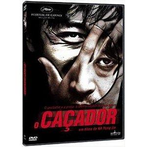 DVD - O CACADOR - Imovision