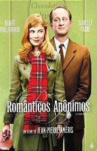 DVD - ROMANTICOS ANONIMOS - Imovision
