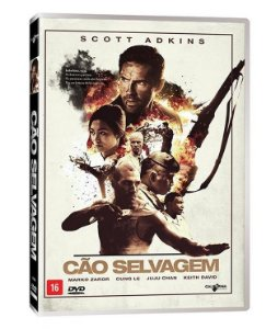 DVD Cão Selvagem - Scott Adkins
