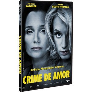 DVD Crime de Amor - Ludivine Sagnier