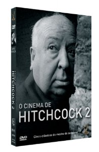 DVD O Cinema de Hitchcock Vol. 2 - (3 DVDs)