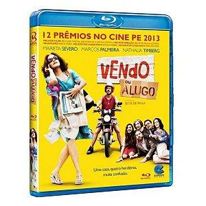 Blu-ray - Vendo ou Alugo - Marieta Severo