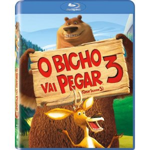Blu-Ray - O Bicho Vai Pegar 3