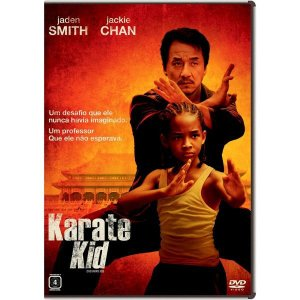 DVD KARATE KID  - Jackie Chan