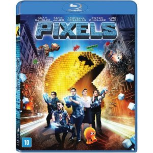 Blu-Ray - Pixels - O Filme