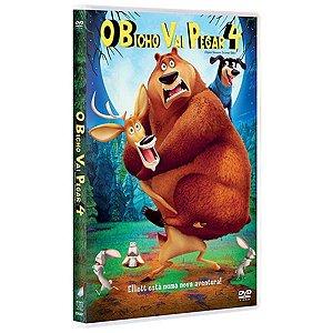 DVD – O Bicho Vai Pegar 4