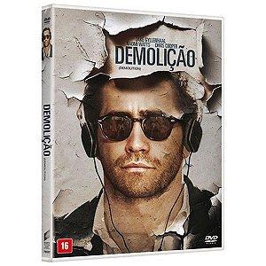 Dvd Demolição - Jake Gyllenhaal