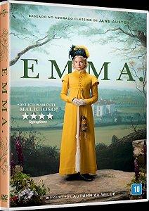 DVD EMMA - Jane Austen