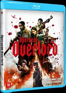 Blu-ray OPERAÇÃO OVERLORD - (EXCLUSIVO)