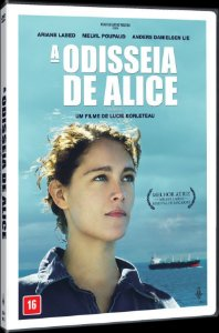 DVD - A ODISSEIA DE ALICE - Imovision