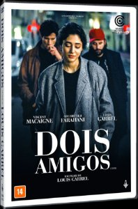 DVD - DOIS AMIGOS - Imovision