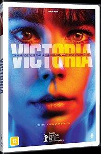 DVD - VICTORIA - Imovision