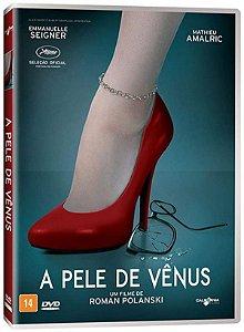 DVD A Pele de Vênus - Roman Polanski