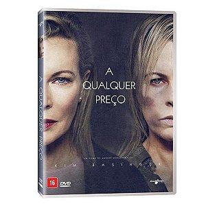 DVD A Qualquer Preço - Kim Basinger