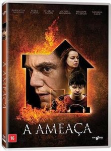 DVD A Ameaça - Peter Fonda