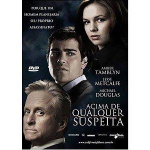 DVD Acima de Qualquer Suspeita - Michael Douglas