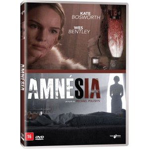 DVD Amnésia - Kate Bosworth