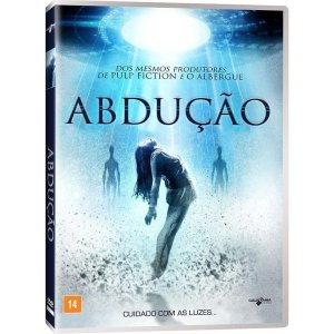DVD Abdução - Katherine Sigismund