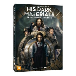 DVD - His Dark Materials – Fronteiras do Universo: A Primeira Temporada Completa