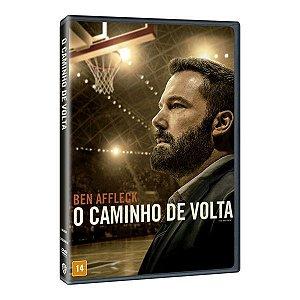 DVD - O Caminho de Volta - BEN AFFLECK