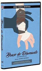 Dvd Braço De Diamante - Leonid Gayday