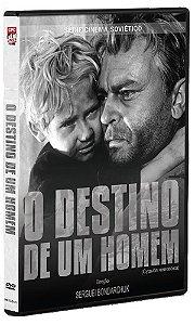 Dvd O Destino De Um Homem - Serguei Bondarchuk
