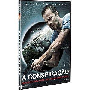 DVD A Conspiração - Stephen Dorff