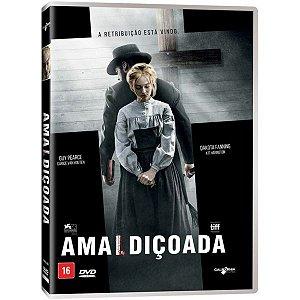 DVD - Amaldiçoada - Dakota Fanning