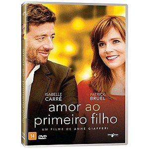 DVD Amor ao Primeiro Filho - Isabelle Carré