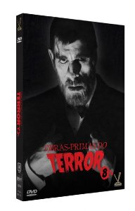 DVD Obras-primas do Terror Vol. 8 ( 3 Discos )