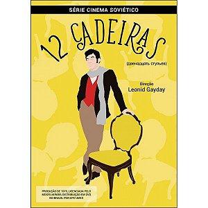 DVD 12 Cadeiras - Leonid Gayday