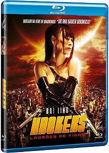 Blu Ray Hackers Ladrões de Vidas