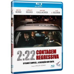 Blu-Ray - 2:22 Contagem Regressiva