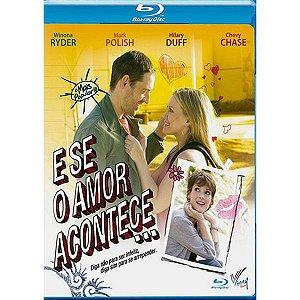 Blu-Ray E Se o Amor Acontece... - Winona Ryder