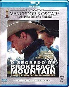 Blu-Ray O Segredo de Brokeback Mountain - Heath Ledger