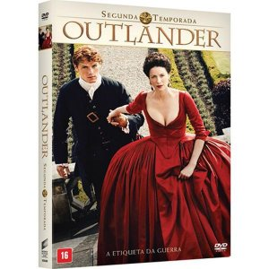 DVD Outlander - 2ª Temporada - 5 Discos