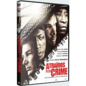 DVD Araidos Pelo Crime - Wesley Snipes - Richard Gere