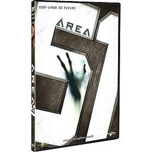 DVD Área 51 - Bruce Boxleitne