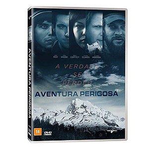DVD Aventura Perigosa - Jason Mamoa