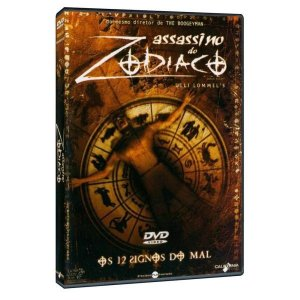 DVD Assassino do Zodíaco
